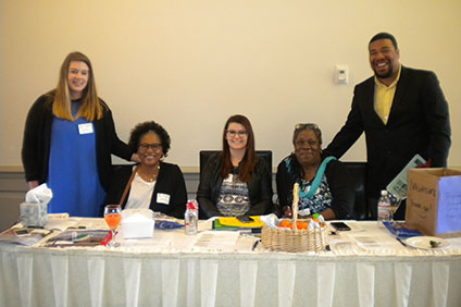 Social Work Week valuable experience for students