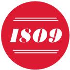 1809 Club logo